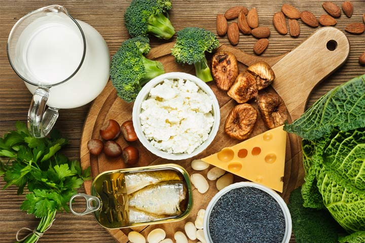 Image result for Consume Vitamin D and Calcium-Rich Foods