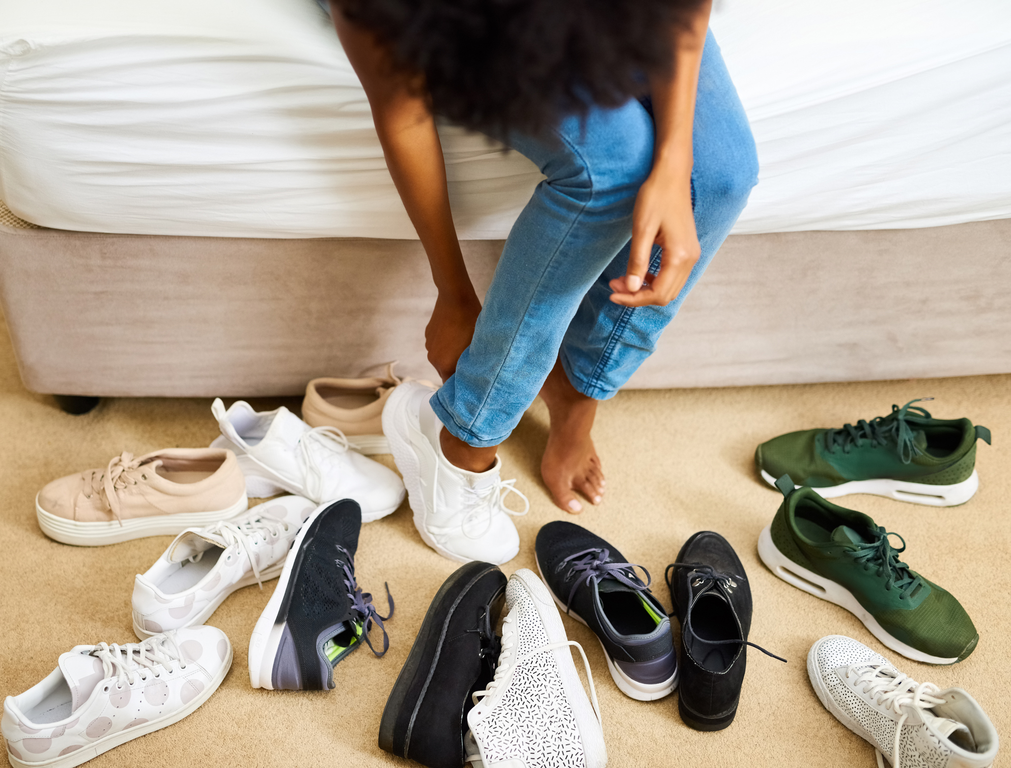Does Footwear Really Cause Back Pain?