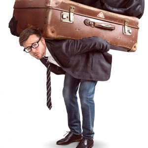 Is Your Baggage a Pain in Your Neck and Back?