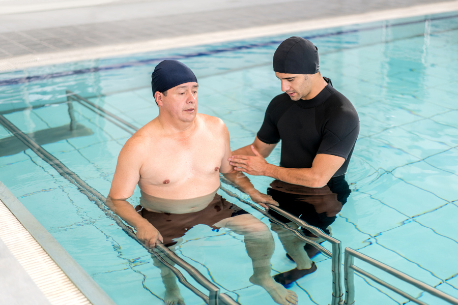 Aquatic Therapy: A Safe Way to Exercise and Ease Back Pain