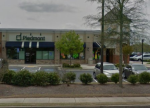 frontview of newnan office