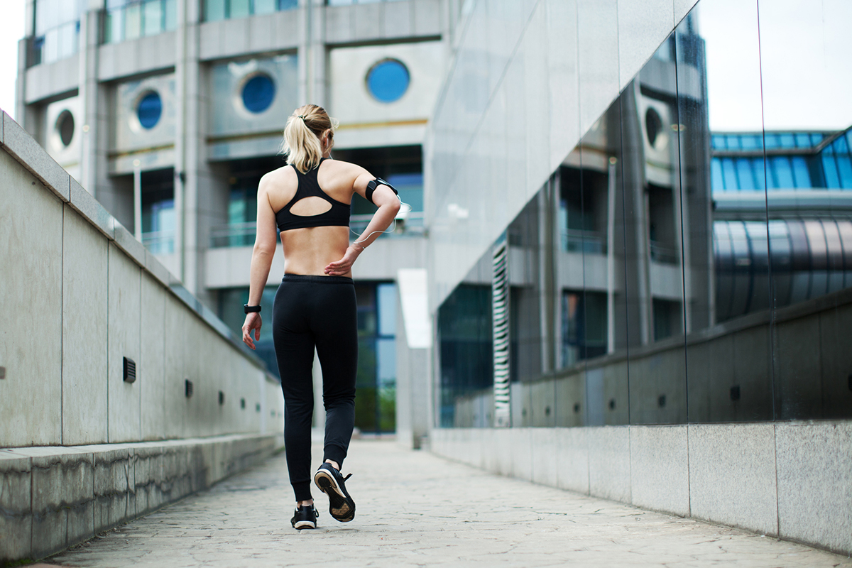 Running with Back Problems