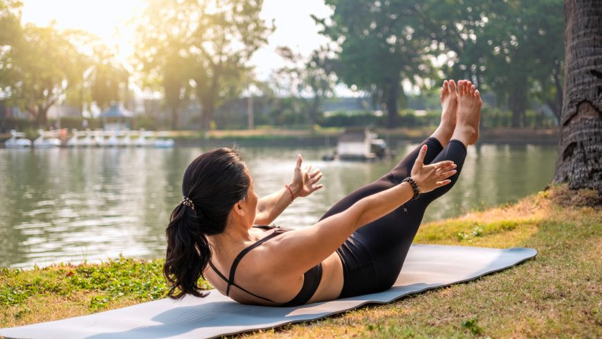 How Core Strength Training Can Help Back Pain