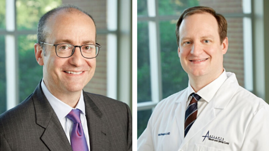 Roger H. Frankel and David M. Benglis, Jr. Named 2021 Top Doctors by Georgia Trend