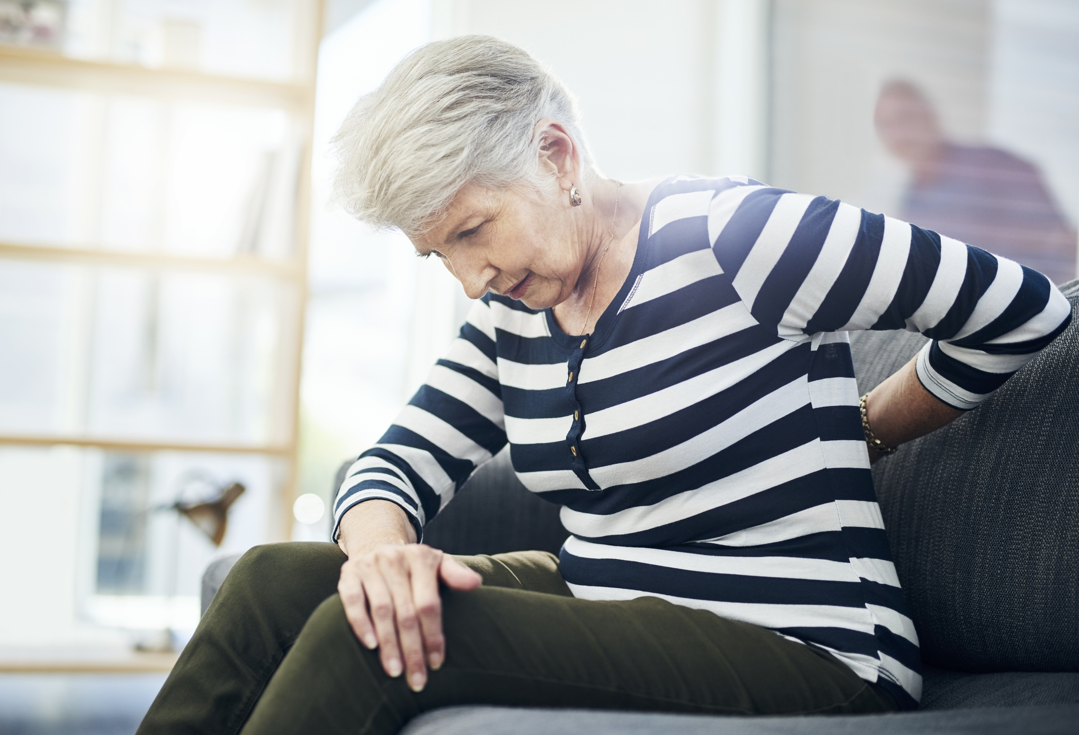Age Related Spinal Compression Fractures