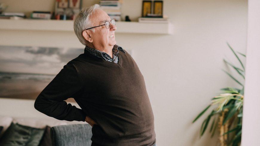 Back Pain in the Elderly
